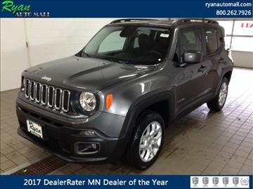 2017 Jeep Renegade for sale in Buffalo, MN