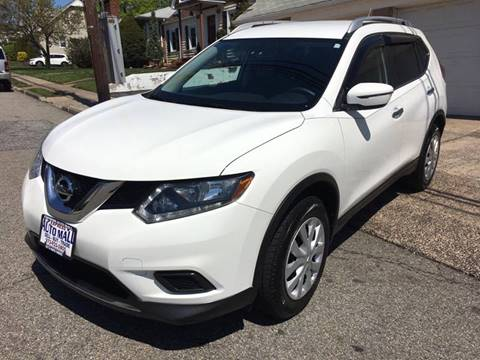 2016 Nissan Rogue for sale in Totowa, NJ
