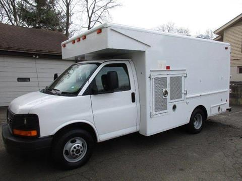 2007 GMC Savana Cutaway for sale in Totowa, NJ