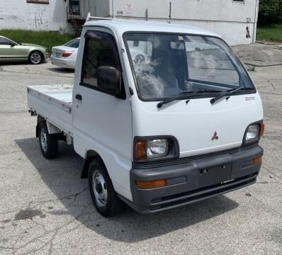 1994 Mitsubishi Mighty Max Pickup
