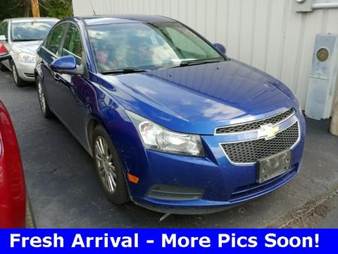 2012 Chevrolet Cruze for sale in Waupaca, WI