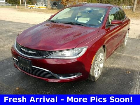 2015 Chrysler 200 for sale in Waupaca, WI