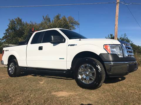 2012 Ford F-150 for sale in Longview, TX