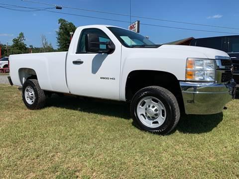 Best Used Trucks >> 2012 Chevrolet Silverado 2500hd For Sale In Longview Tx