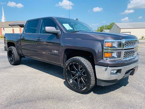 2014 Chevrolet Silverado 1500 for sale in Longview, TX