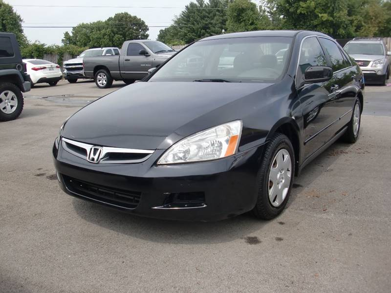 2007 Honda Accord For Sale At Quality Automotive Group, Inc In Murfreesboro  TN