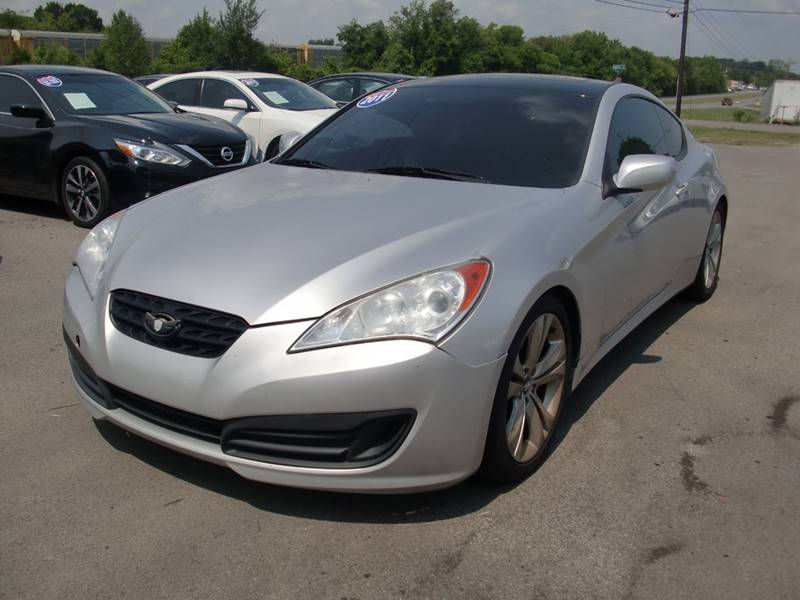 2011 Hyundai Genesis Coupe For Sale At Quality Automotive Group, Inc In  Murfreesboro TN