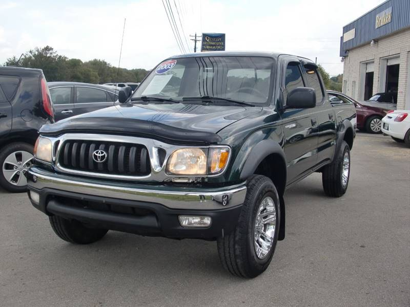 2003 Toyota Tacoma For Sale At Quality Automotive Group, Inc In  Murfreesboro TN