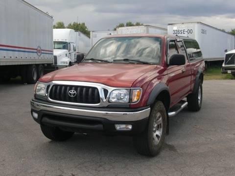 2002 Toyota Tacoma For Sale >> 2002 Toyota Tacoma For Sale In Murfreesboro Tn