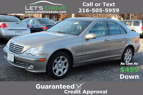 2005 Mercedes Benz 240 Class For Sale In Cleveland, OH