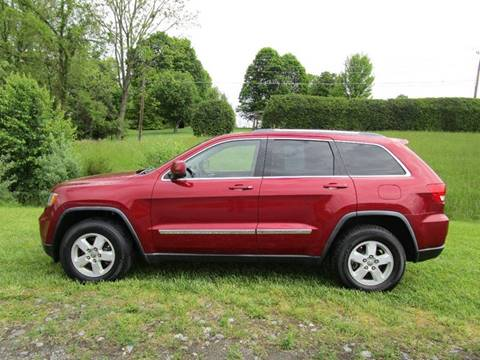 2012 Jeep Grand Cherokee for sale at Variety Auto Sales in Abingdon VA