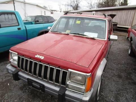 1992 Jeep Cherokee for sale in Abingdon, VA
