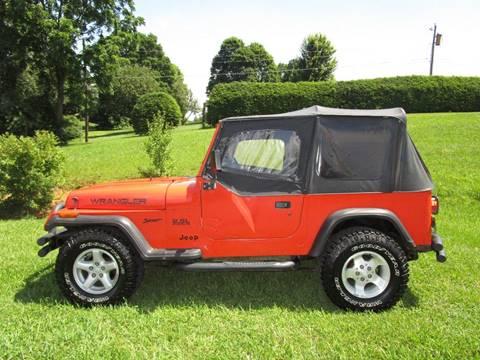 1991 Jeep Wrangler for sale in Abingdon, VA