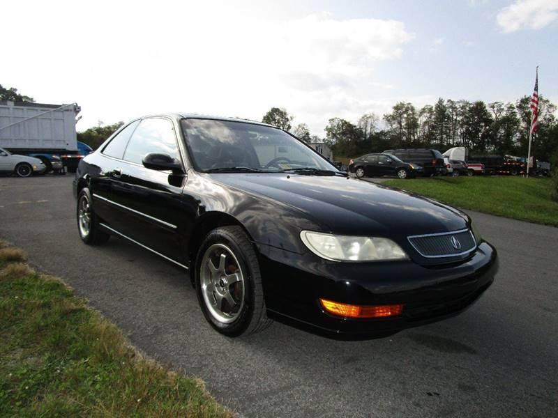 1999 acura cl 3 0 2dr coupe in abingdon va variety auto sales