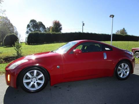 2005 Nissan 350Z for sale in Abingdon, VA