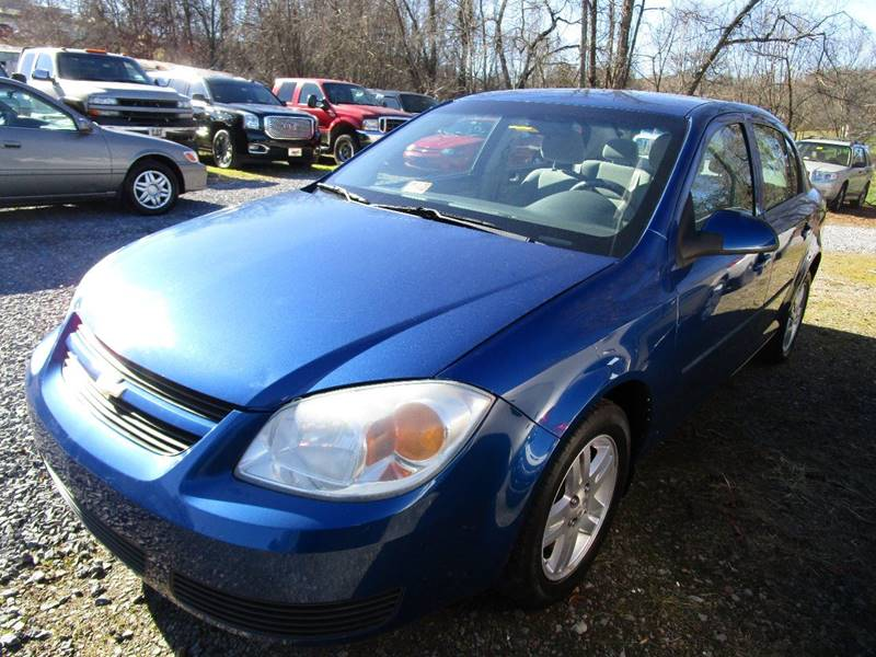 2005 chevrolet cobalt ls 4dr sedan in abingdon va. Black Bedroom Furniture Sets. Home Design Ideas