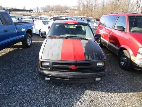 1994 GMC Sonoma for sale in Abingdon, VA