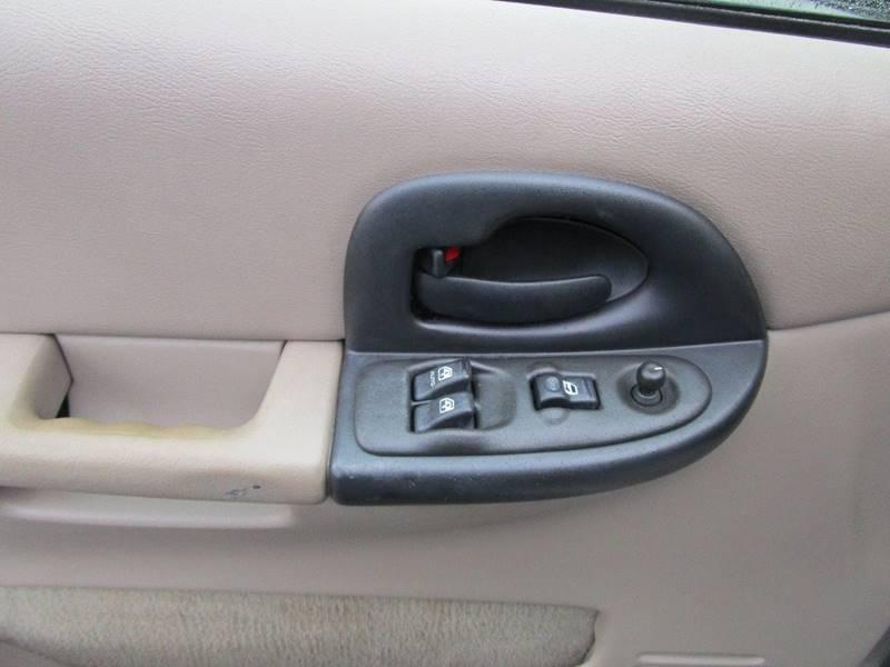 2003 Chevrolet Venture LS 4dr Extended Mini-Van - Abingdon VA