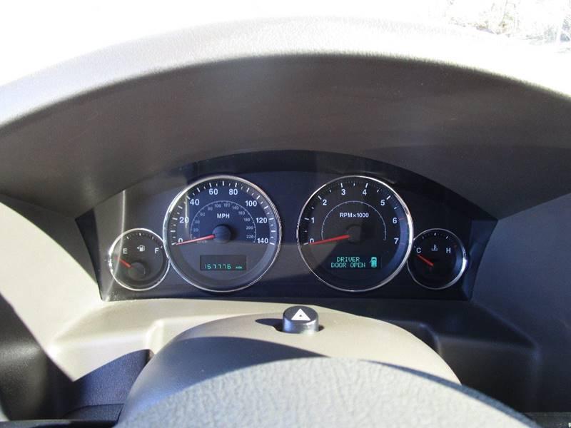 2006 Jeep Commander 4dr SUV 4WD In Abingdon VA - Variety Auto Sales