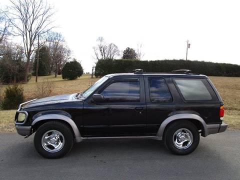 1995 Ford Explorer for sale at Variety Auto Sales in Abingdon VA