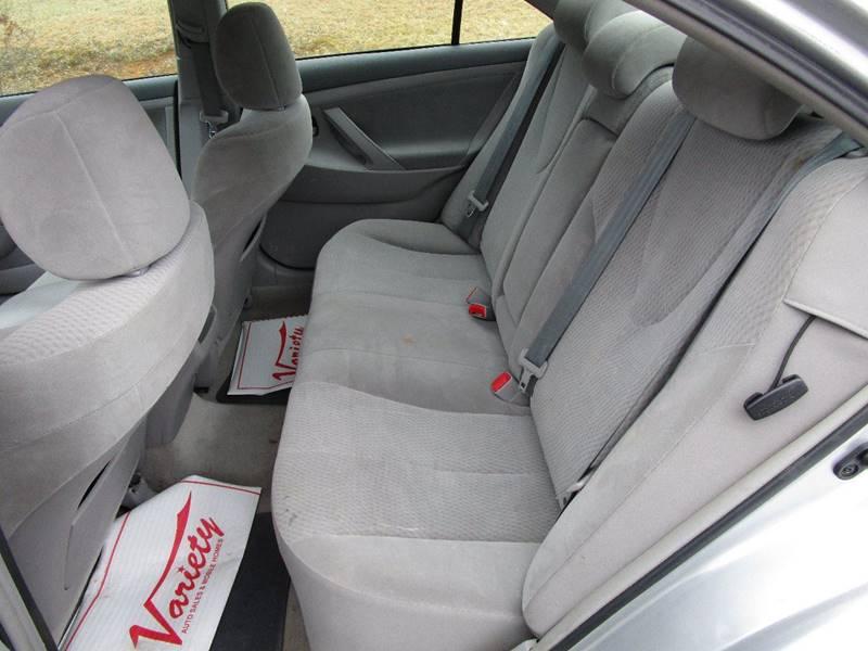 2010 Toyota Camry LE 4dr Sedan 6A - Abingdon VA