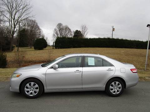 2010 Toyota Camry for sale at Variety Auto Sales in Abingdon VA