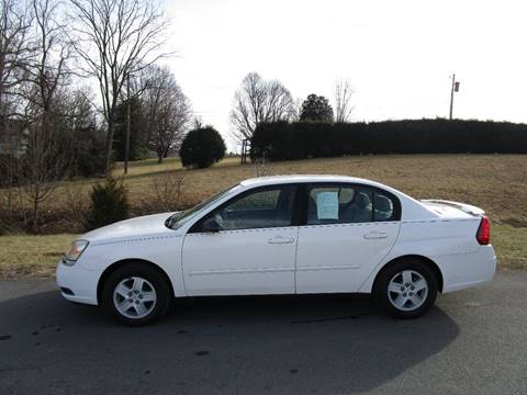 2005 Chevrolet Malibu for sale at Variety Auto Sales in Abingdon VA