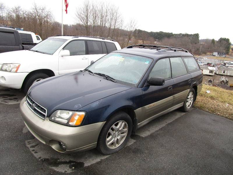 2002 subaru outback awd 4dr wagon in abingdon va variety. Black Bedroom Furniture Sets. Home Design Ideas