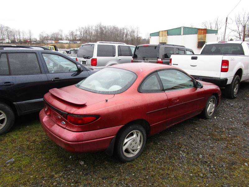 1998 ford escort zx2 cool 2dr coupe in abingdon va variety auto sales. Black Bedroom Furniture Sets. Home Design Ideas