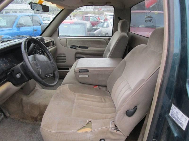 1994 Dodge Ram Pickup 1500 2dr Laramie SLT Standard Cab SB - Abingdon VA