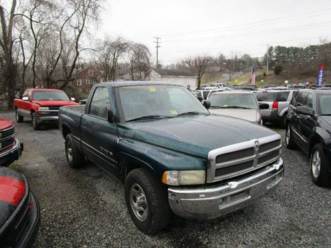 1994 Dodge Ram Pickup 1500 for sale at Variety Auto Sales in Abingdon VA
