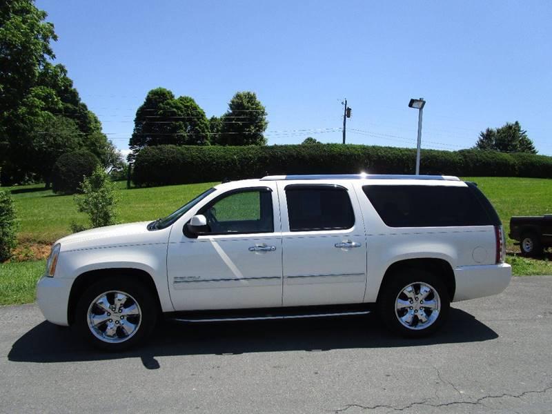 2010 GMC Yukon XL for sale at Variety Auto Sales in Abingdon VA