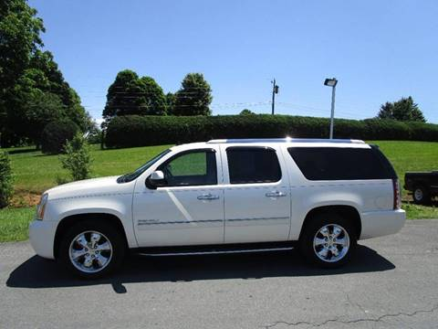 2010 GMC Yukon XL for sale at Variety Auto Sales in Abingdon VA