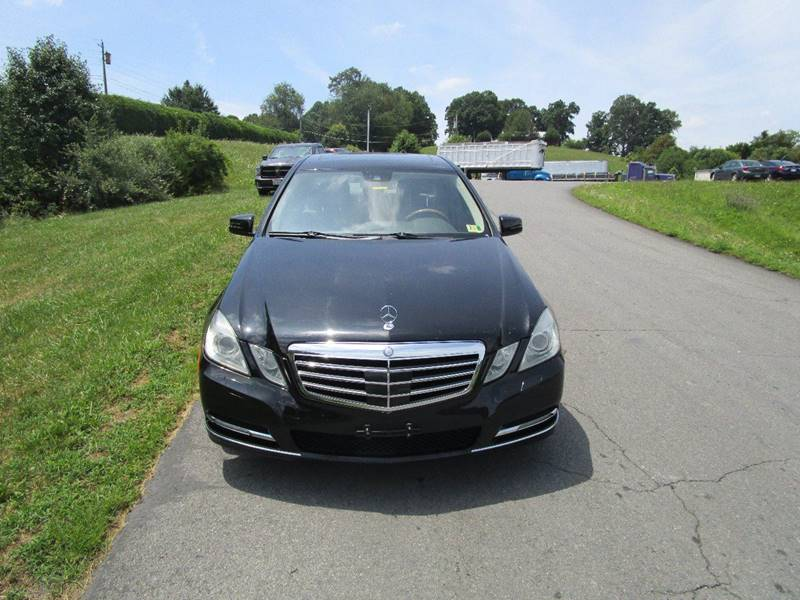 2011 Mercedes-Benz E-Class E 350 BlueTEC Sport 4dr Sedan - Abingdon VA