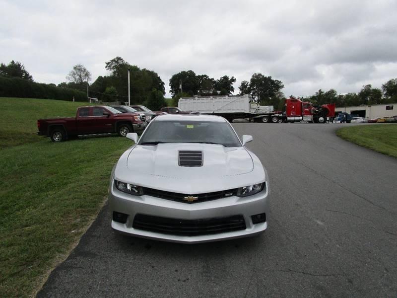 2014 Chevrolet Camaro SS 2dr Coupe w/2SS - Abingdon VA