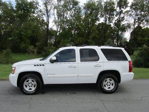 2007 Chevrolet Tahoe for sale at Variety Auto Sales in Abingdon VA