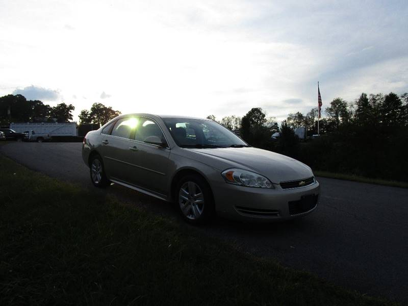 2011 Chevrolet Impala LS Fleet 4dr Sedan w/1FL - Abingdon VA