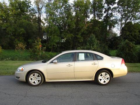 2011 Chevrolet Impala for sale at Variety Auto Sales in Abingdon VA