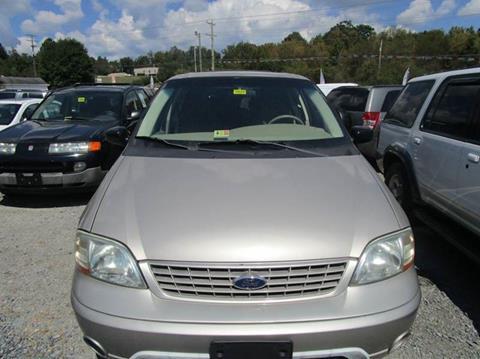 2002 Ford Windstar for sale in Abingdon, VA