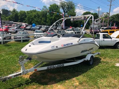 2005 Sea-Doo Challenger for sale in Abingdon, VA