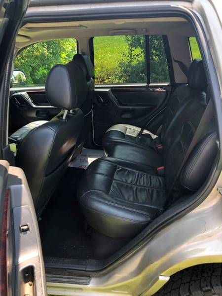 2004 Jeep Grand Cherokee Limited 4WD 4dr SUV - Abingdon VA