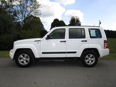 2012 Jeep Liberty for sale in Abingdon, VA
