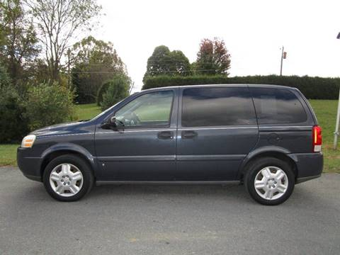 2008 Chevrolet Uplander for sale in Abingdon, VA