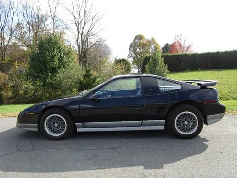 1986 Pontiac Fiero for sale in Abingdon, VA