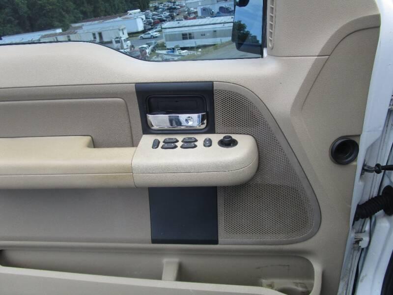 2007 Ford F-150 FX4 4dr SuperCab 4WD Styleside 6.5 ft. SB - Abingdon VA