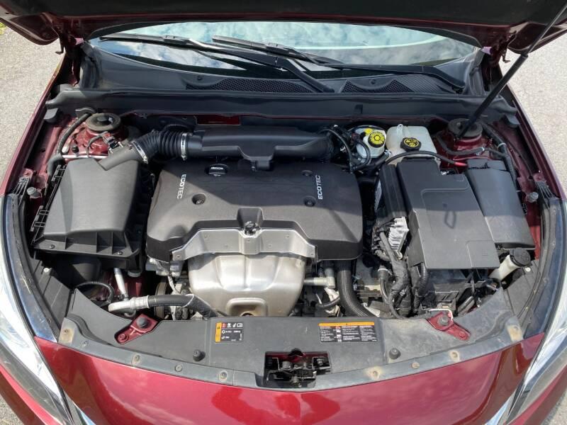 2015 Chevrolet Malibu LT 4dr Sedan w/2LT - Abingdon VA