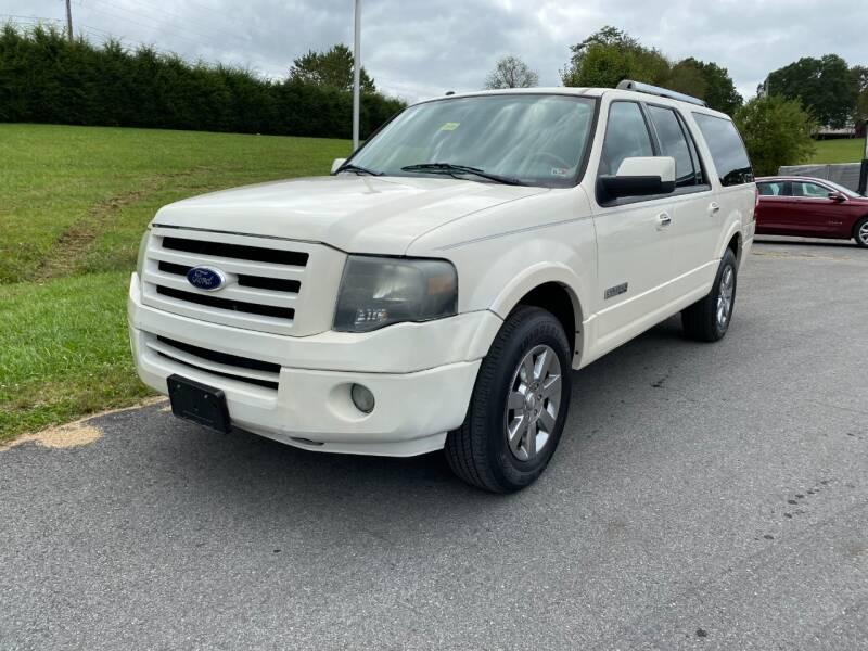 2007 Ford Expedition EL Limited 4dr SUV 4x4 - Abingdon VA