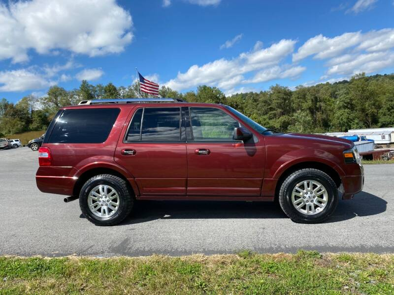 2012 Ford Expedition 4x4 Limited 4dr SUV - Abingdon VA
