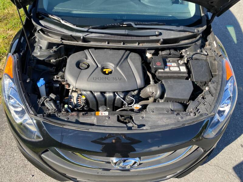 2013 Hyundai Elantra GT 4dr Hatchback 6A - Abingdon VA