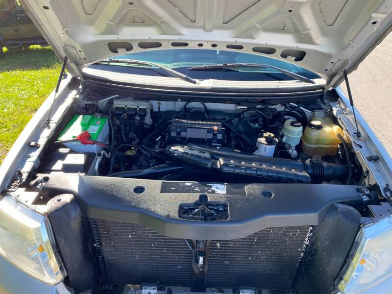 2006 Ford F-150 FX4 4dr SuperCab 4WD Styleside 5.5 ft. SB - Abingdon VA